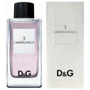 D&G Anthology L'Imperatrice №3 edt 100ml TESTER