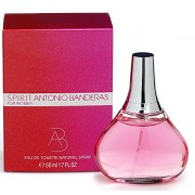 Antonio Banderas Spirit for Woman edt 100ml
