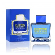 Antonio Banderas Electric Blue Seduction for Men Edt 100 Ml