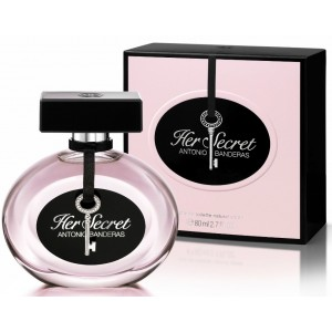 Antonio Banderas Her Secret edt 80ml TESTER