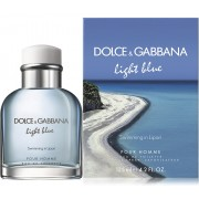 D&G Light Blue Swimming in Lipari edt 75ml