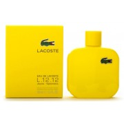 Lacoste Eau De Lacoste L.12.12 Yellow Jaune edt 100ml