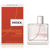Mexx Energizing Edt 50 Ml TESTER