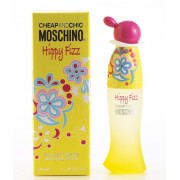 Moschino Cheap and Chic Hippy Fizz edt 100 Ml TESTER
