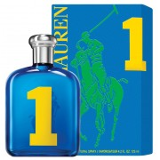 Ralph Lauren Big Pony 1 Blue edt 125ml TESTER