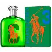 Ralph Lauren Big Pony 3 Green edt 75ml