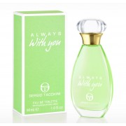 Sergio Tacchini Always With You edt 100ml