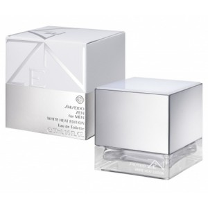 Shiseido Zen for Men White Heat Edition Edt 50 Ml TESTER