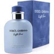 D&G Light Blue Pour Homme Edt 125 ml TESTER